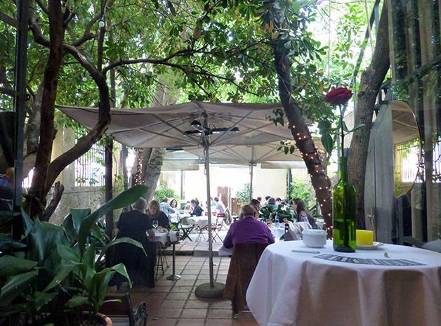 Fragments Cafè terraza