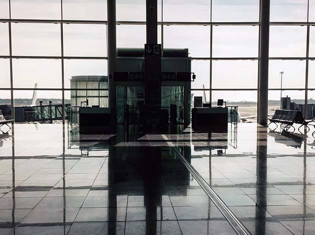 itinerario aeropuerto-hotel