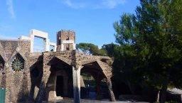 Colònia Güell cripta