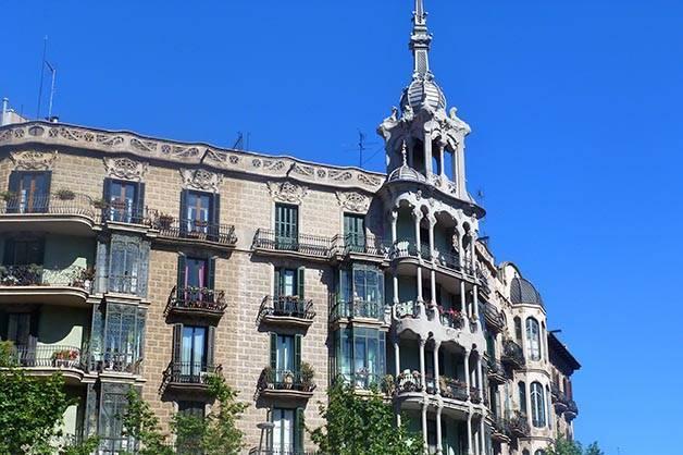 encontrar alojamiento Barcelona