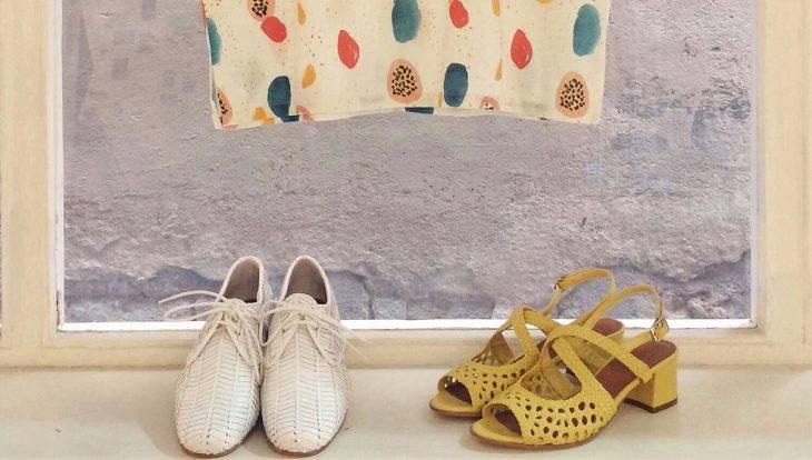 Ivori zapatos