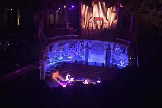 palau de la música catalana concierto