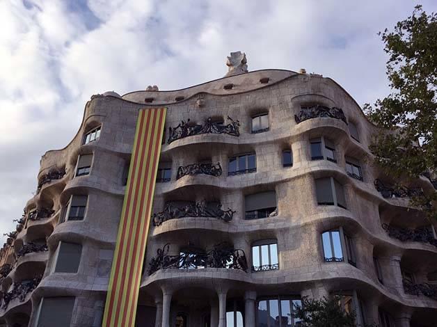 fiesta nacional de catalunya Pedrera