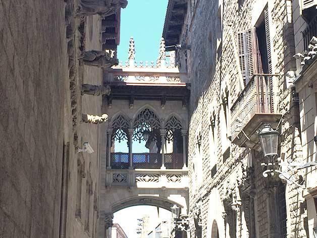 barrio gótico historia Barcelona