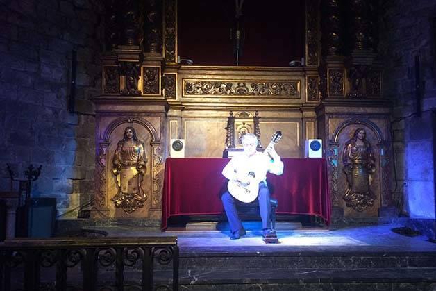 espectáculos en Barcelona guitarra