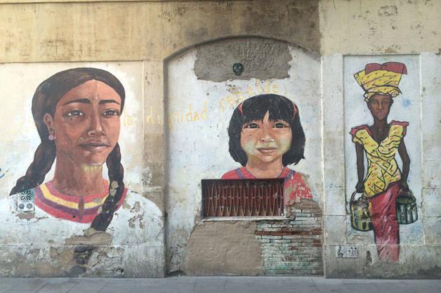 Street Art fin de semana alternativo