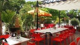 restaurante Martínez terraza