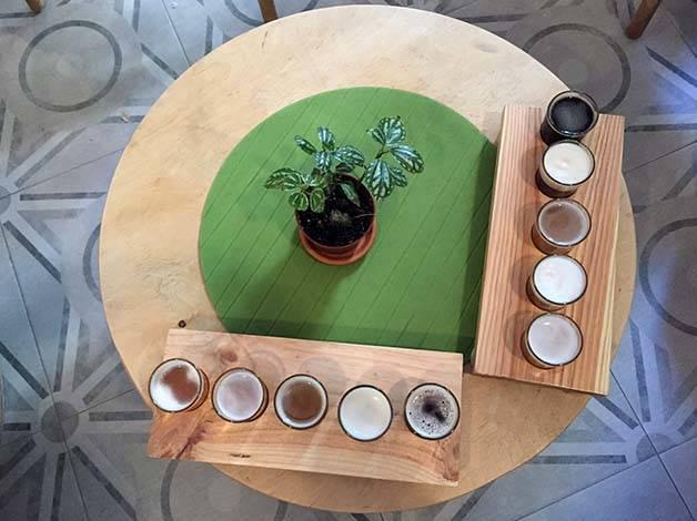 The Growler cerveza artesanal