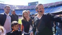 visita Camp Nou Olivier