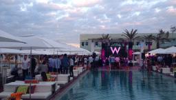 discotecas Barcelona wet-deck
