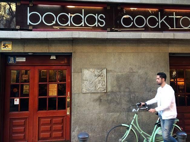 bares auténticos en Barcelona, Boadas