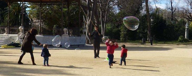 Barcelona con niños