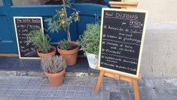 catalán restaurante