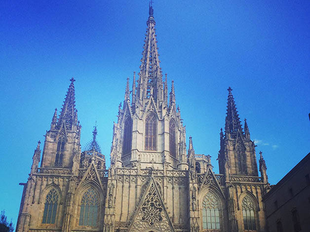 catedral Barcelona