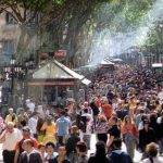 seguridad Barcelona Ramblas