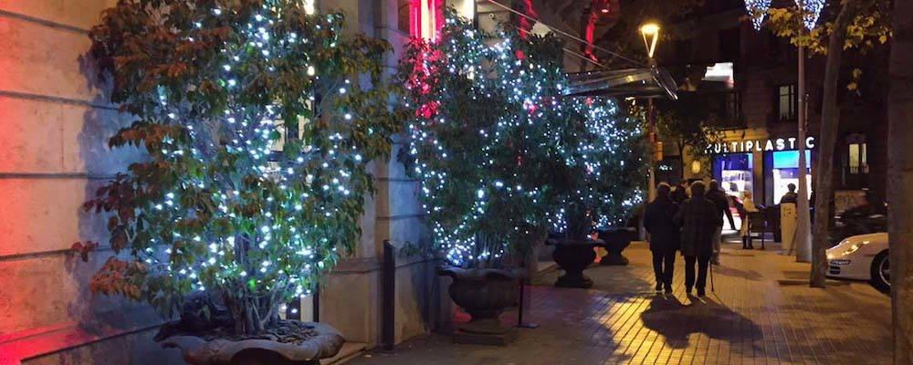 Mercados de Navidad y tradiciones en Barcelona