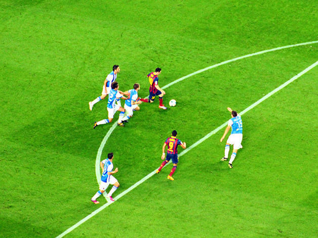 Messi Camp Nou