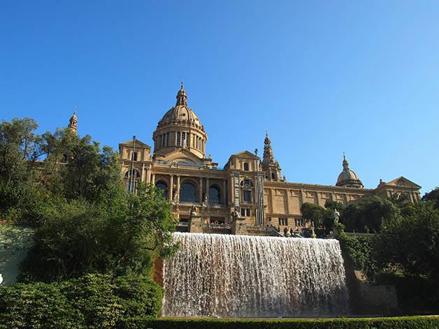 museos de arte MNAC Barcelona