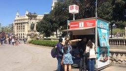 oficina de Turismo Barcelona