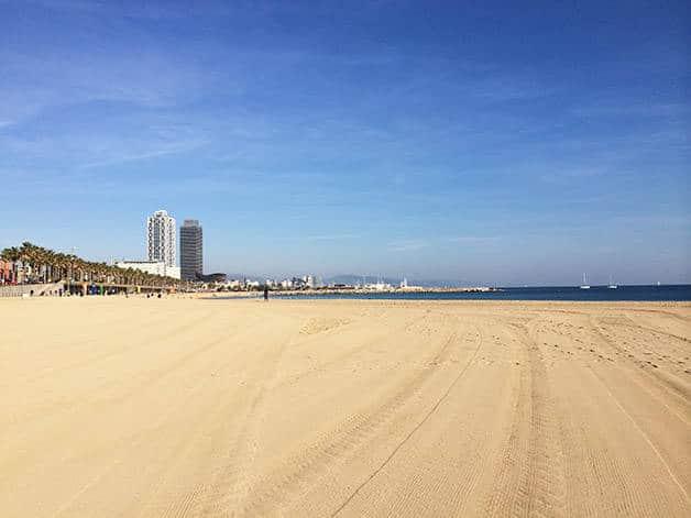 fin de semana deportivo playa