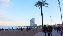 época visitar Barcelona