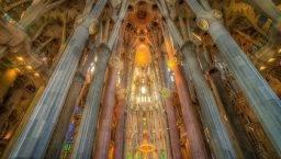 visitar barcelona: sagrada familia