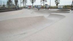 skateboard skatepark marbella