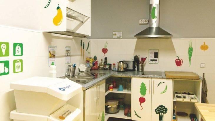 sleep green cocina