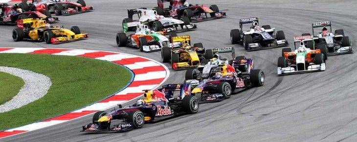 Gran Premio Fórmula 1