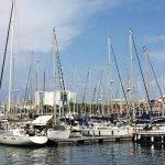 Port Vell agosto