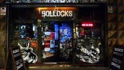 bollocks bares de rock en Barcelona