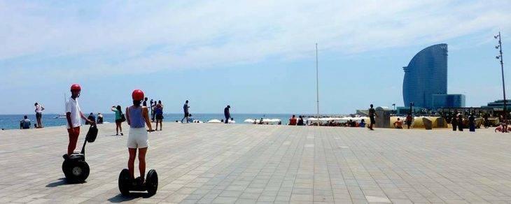segway Barcelona
