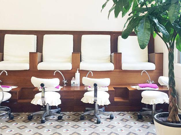 Pink Peony salón de belleza Barcelona