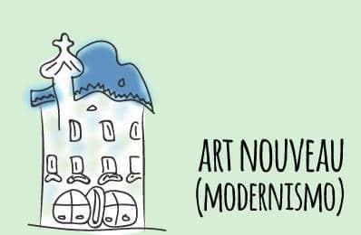 visita guiada Modernismo