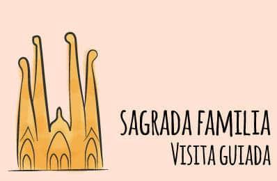 visita guiada Sagrada Familia