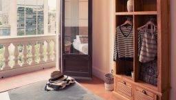 Casa Gracia habitación armario