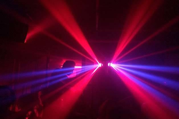 Moog Barcelona discoteca