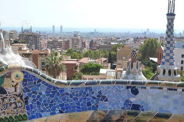 City Pass-parc-guell barcelone