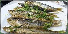 barrio barceloneta pescado