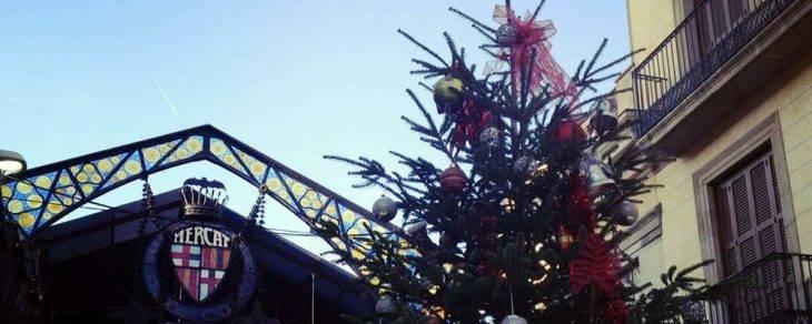 Menú de Navidad en Barcelona: Boquería