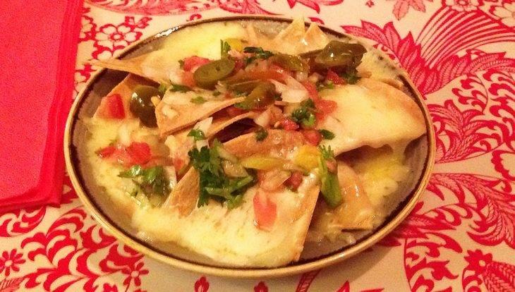 Tamarindo nachos