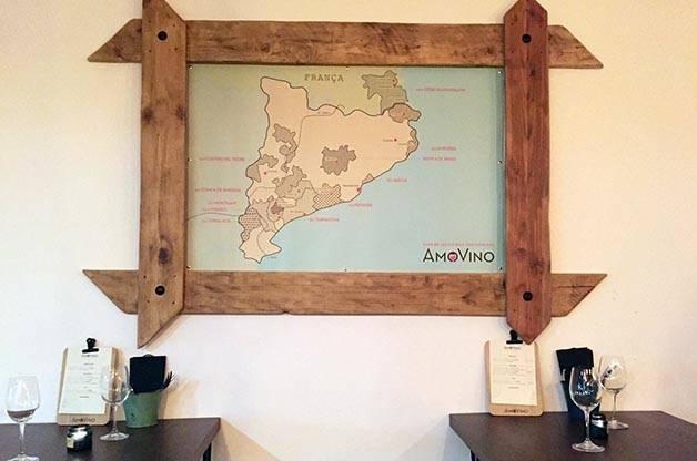 AmoVino mapa