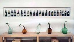 Amovino, botellas de vino