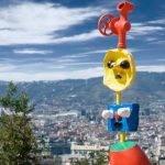 Montjuïc y la Fundación Miró