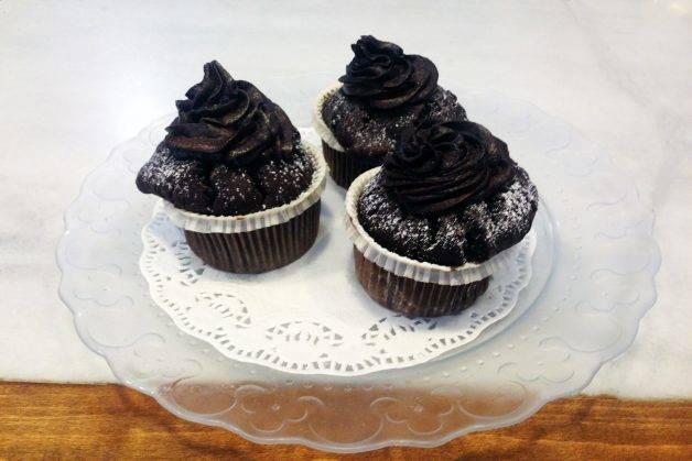 muffins de chocolate Besnéta