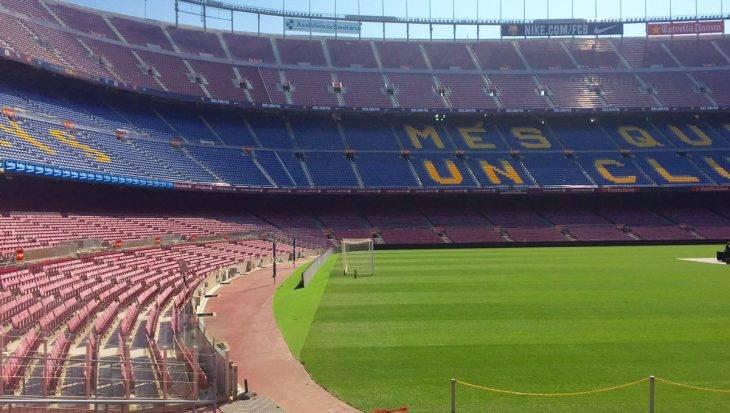 qué hacer en Barcelona: Camp Nou
