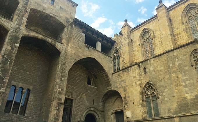 qué hacer en Barcelona: catedral
