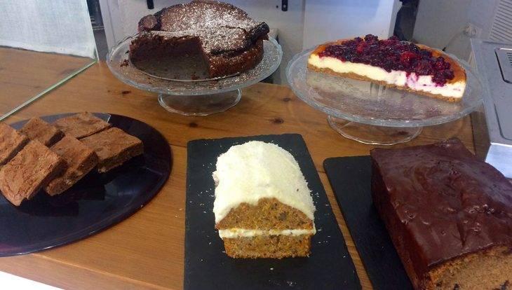 The SweetOphelia Café postres caseros