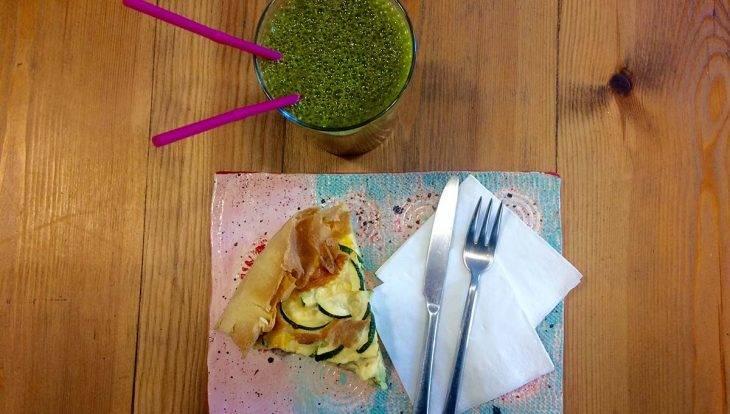 The SweetOphelia café comida