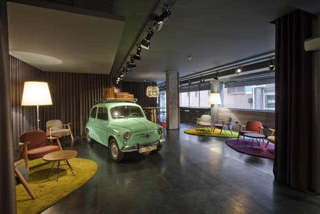 Hoteles en Barcelona: Chic and Basic Ramblas